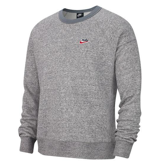 Nike Mens Sportswear Heritage Sweatshirt, , rebel_hi-res