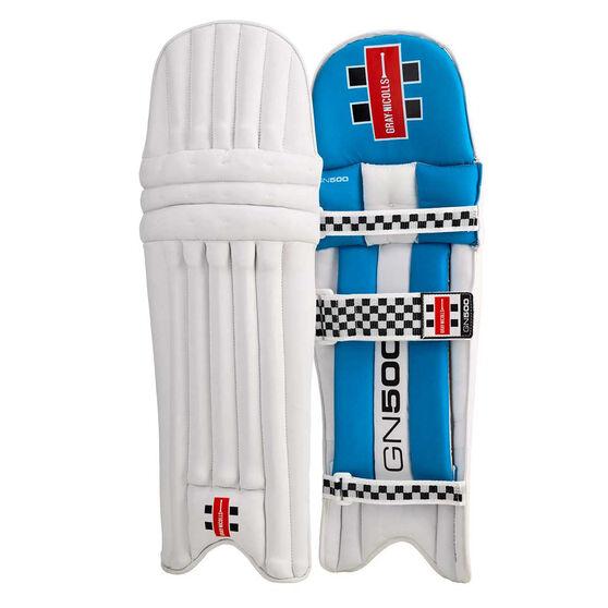 Gray Nicolls GN 500 Cricket Batting Pads, , rebel_hi-res