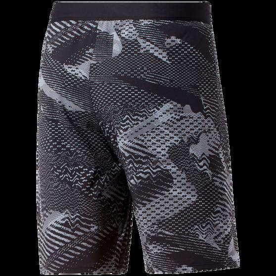 Reebok Mens Speed Shorts, Black, rebel_hi-res