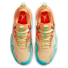 Nike Jordan Westbrook One Take Mens Basketball Shoes, Lime/Black, rebel_hi-res