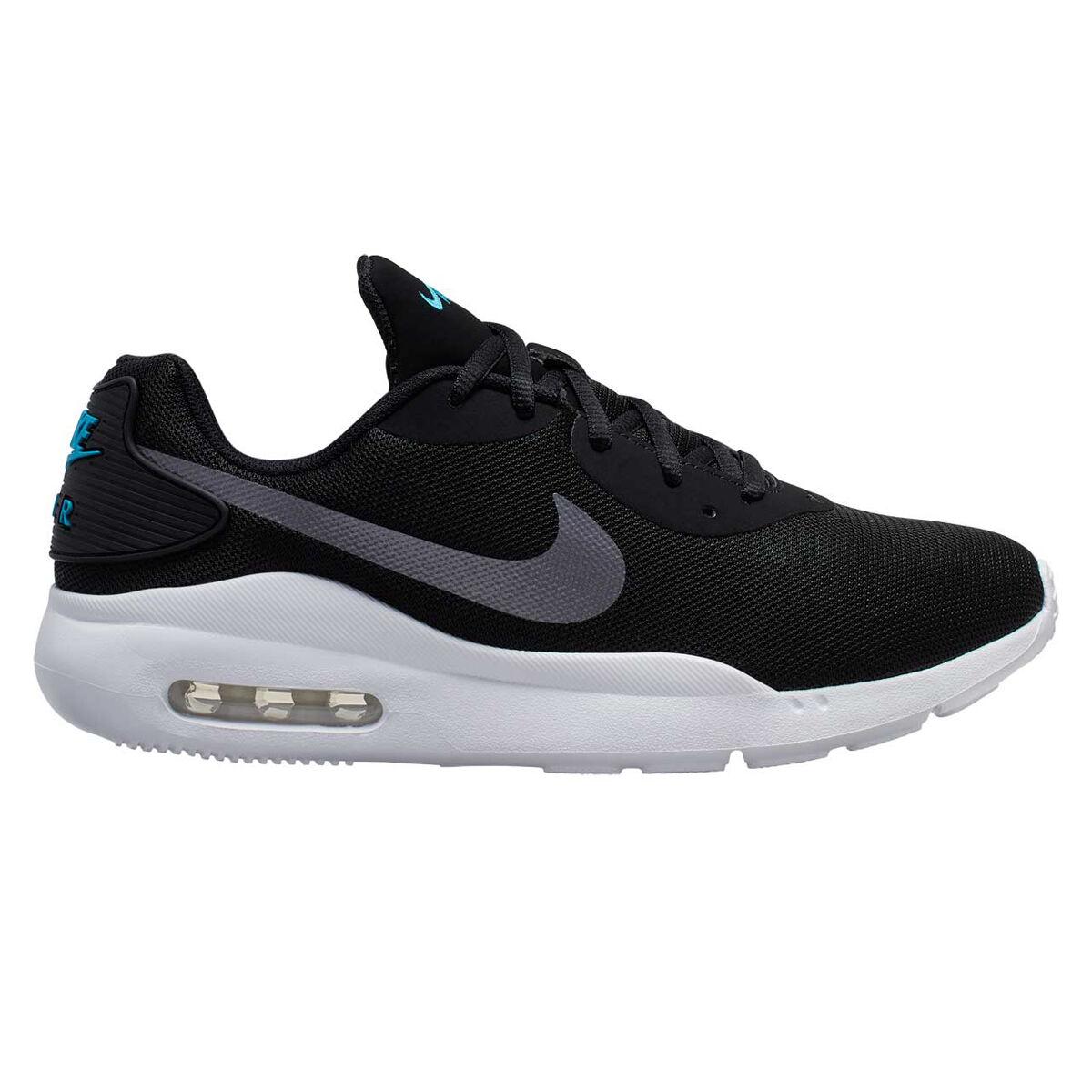 nike air max oketo womens casual shoes black