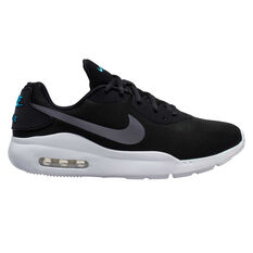 Nike Air Max Oketo Mens Casual Shoes Black / Grey US 6, Black / Grey, rebel_hi-res