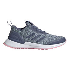 d09e7917746 adidas Rapidarun Knit Kids Training Shoes Navy / Pink US 11, Navy / Pink,  ...