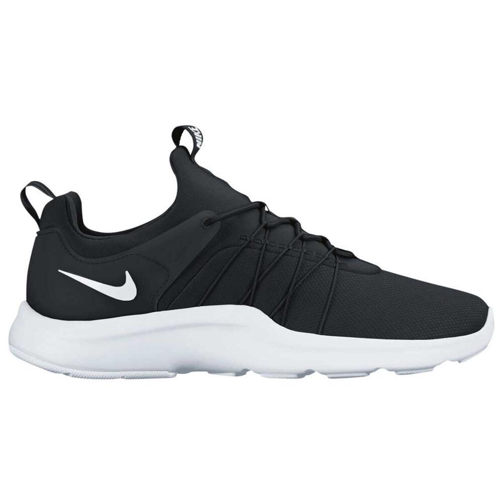 finest selection fa6d2 78415 Nike Darwin Mens Casual Shoes Black   White US 12, Black   White, rebel hi