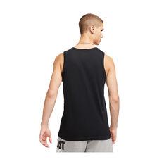 Nike Mens Sportswear Club Tank, Black, rebel_hi-res