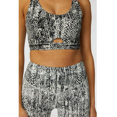 L'urv Womens Luminosity Crop, White, rebel_hi-res