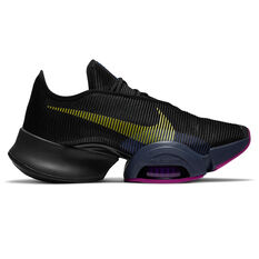 Nike Air Zoom SuperRep 2 Womens Training Shoes Black/Red US 6, Black/Red, rebel_hi-res