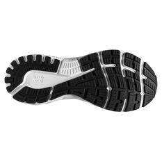 Brooks Adrenaline GTS 21 2E Mens Running Shoes, Black/White, rebel_hi-res