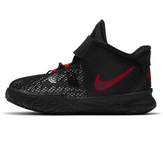 Nike Kyrie 7 Toddlers Shoes Black/Red US 4, Black/Red, rebel_hi-res
