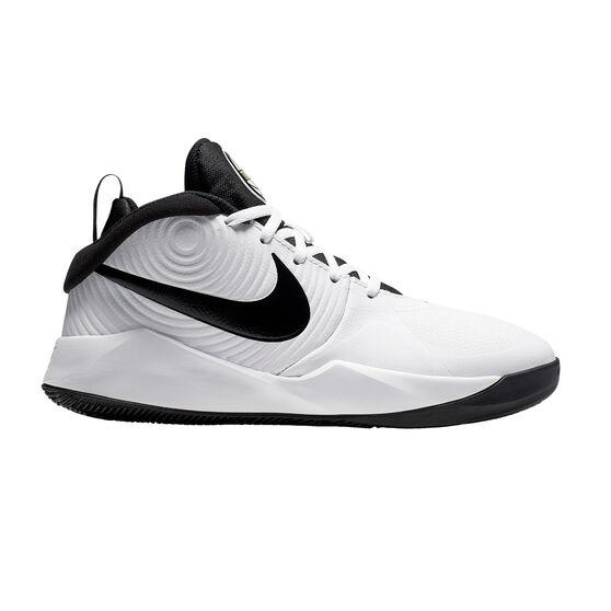 Nike Team Hustle D 9 Kids Basketball Shoes, , rebel_hi-res