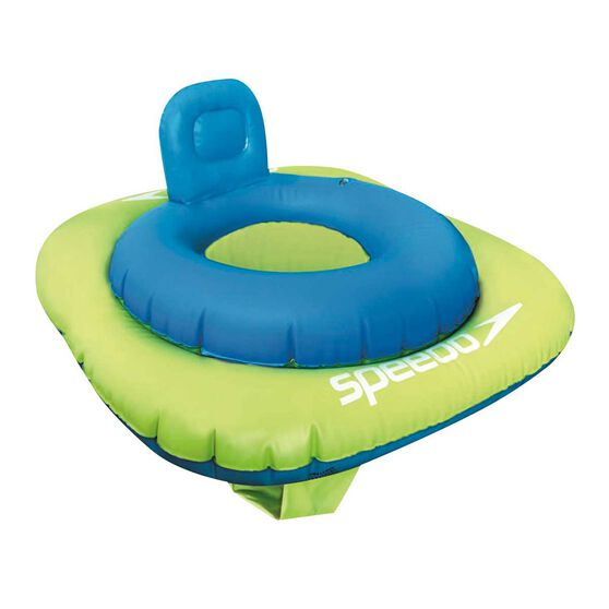 Speedo Sea Squad Blue Swim Seat, Blue, rebel_hi-res