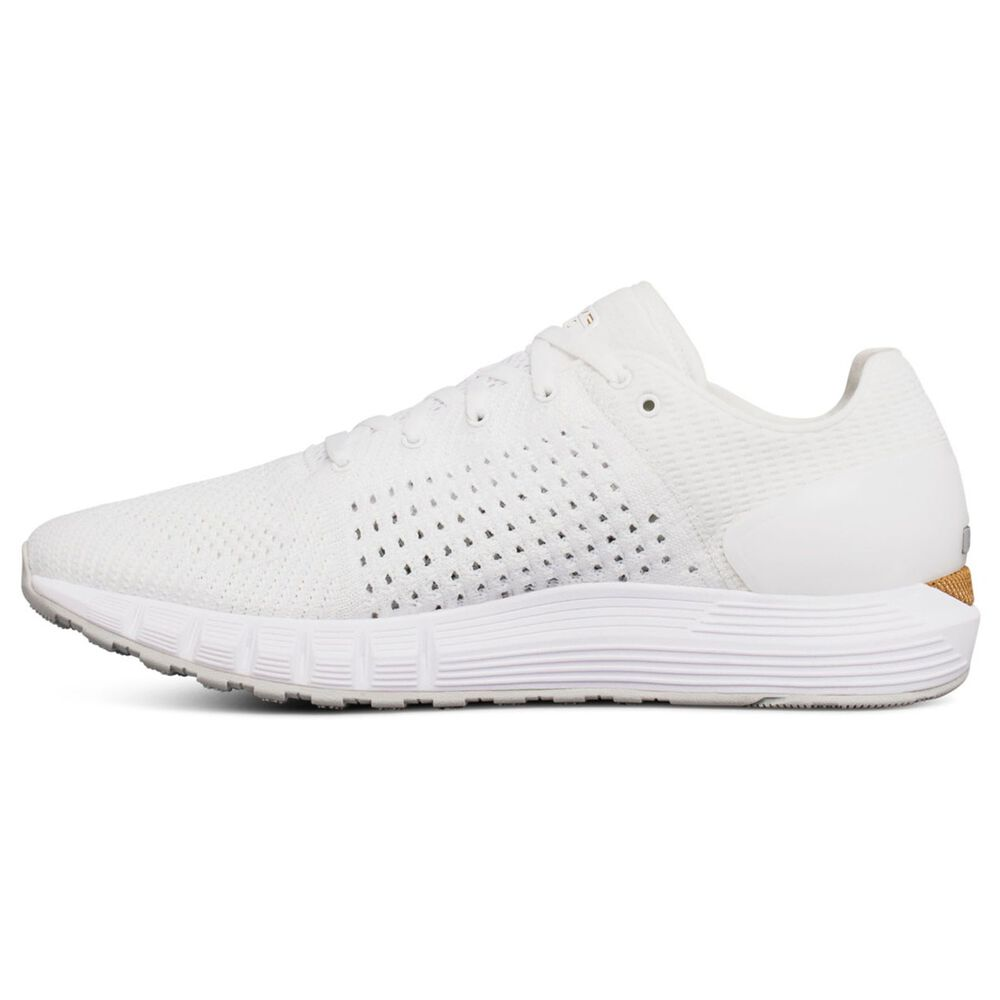 5034085b19e1 Under Armour HOVR Sonic Mens Running Shoes White US 7