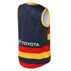 Adelaide Crows 2019 Kids Home Guernsey Navy 8, Navy, rebel_hi-res