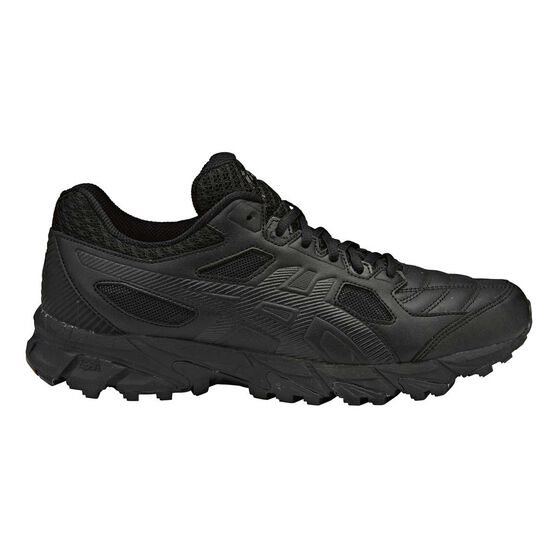 Asics Gel Trigger 12 Mens Cross Training Shoes, Black, rebel_hi-res