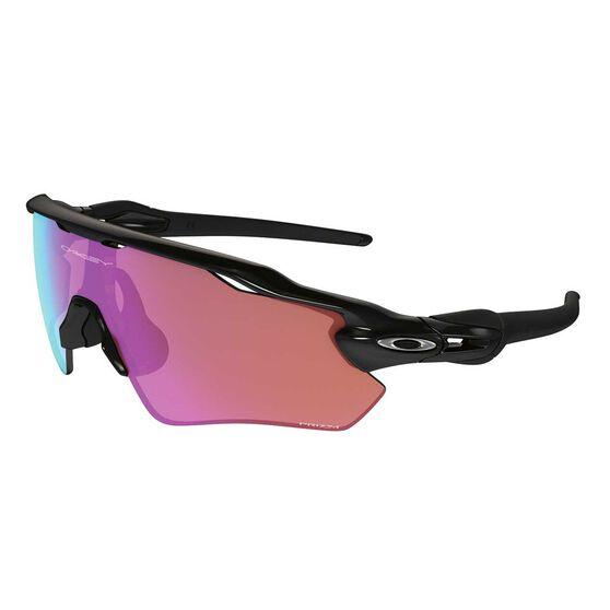Oakley Radar EV Path Prizm Golf Sunglasses Polished Black / Prizm Golf, , rebel_hi-res