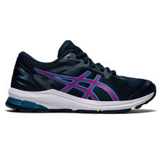 Asics GT 1000 10 Kids Running Shoes, Navy, rebel_hi-res