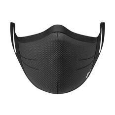 Under Armour Sports Mask Black S/M, Black, rebel_hi-res