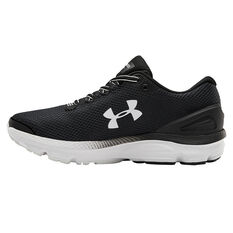 Under Armour Charged Gemini Womens Running Shoes Black US 6, Black, rebel_hi-res