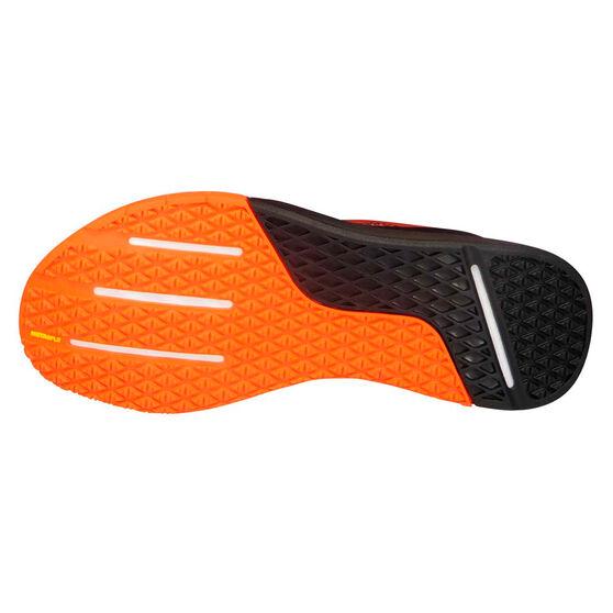 Reebok Nano X Mens Training Shoes White/Black US 9, White/Black, rebel_hi-res
