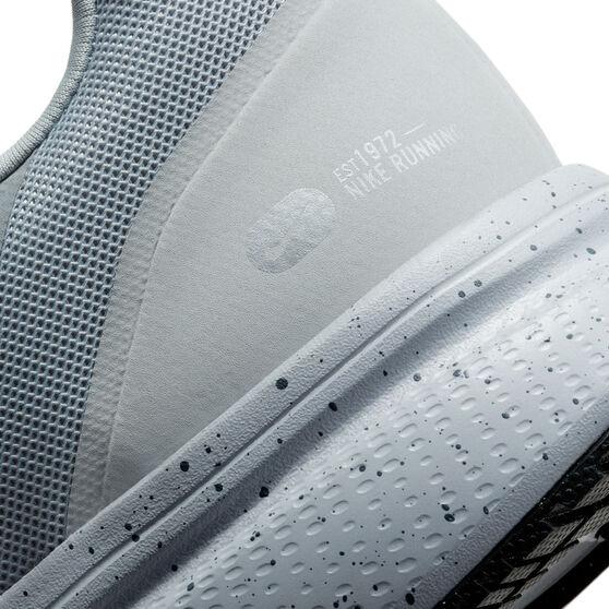 Nike Zoom Span 3 Premium Mens Running Shoes Grey US 7, Grey, rebel_hi-res