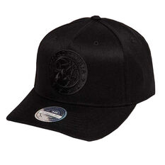 Philadelphia 76ers All Black 110 Snapback Cap, , rebel_hi-res