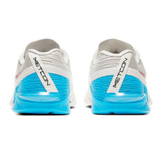 Nike React Metcon Turbo Mens Training Shoes, White/Red, rebel_hi-res
