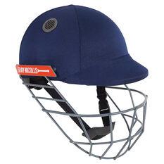 Gray Nicolls Atomic Cricket Helmet Navy S, Navy, rebel_hi-res