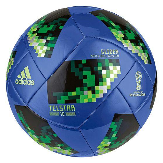 adidas Telstar 2018 Top Glider Soccer Ball, , rebel_hi-res