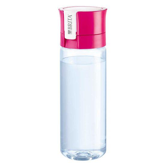 Brita Fill and Go Vital 600ml Filter Water Bottle Pink, , rebel_hi-res