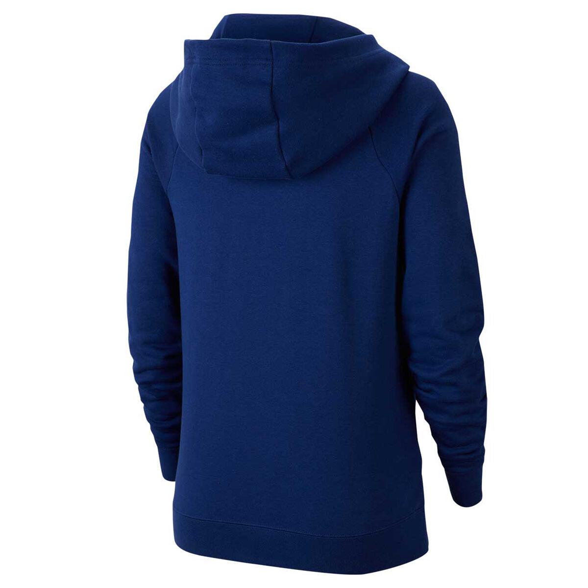 womens nike sportswear funnel neck hoodie