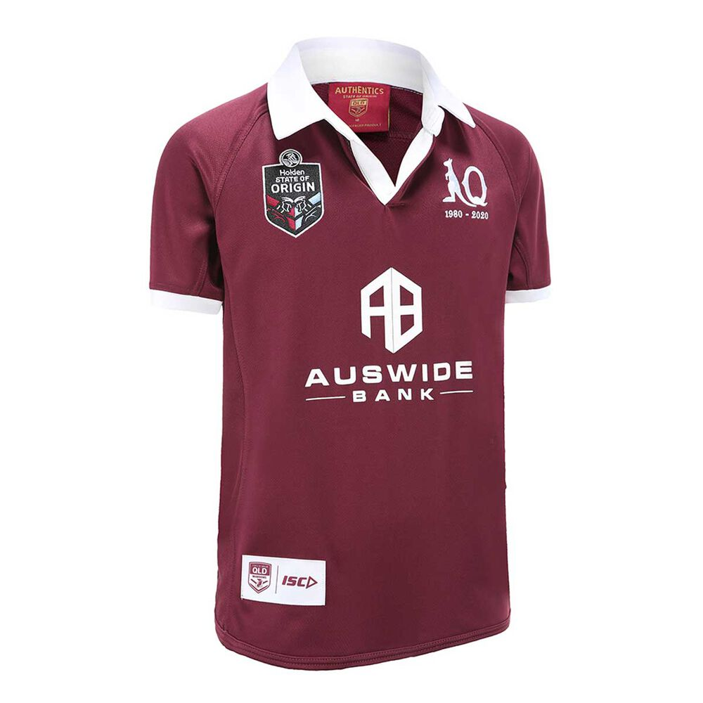 QLD Maroons State of Origin 2020 Youths ...