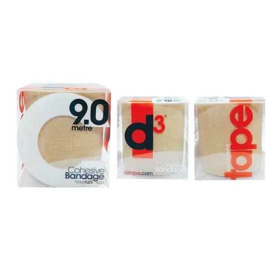 D3 Madi Flex Cohesive Bandage, , rebel_hi-res