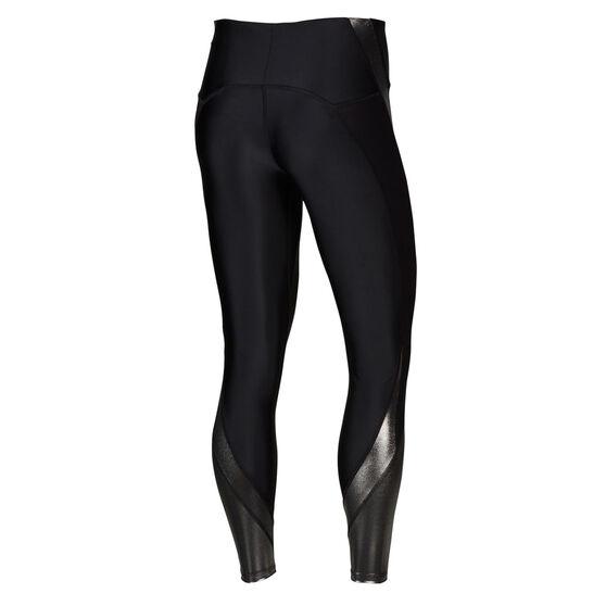 Nike Womens Icon Clash Speed 7/8 Tights, Black, rebel_hi-res