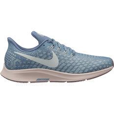 Nike Air Zoom Pegasus 35 Womens Running Shoes Blue US 6, Blue, rebel_hi-res