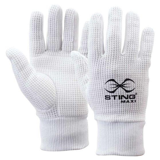 Sting Air Weave Cotton Inner, White, rebel_hi-res