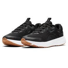 Nike React Escape Run Womens Running Shoes, Black, rebel_hi-res
