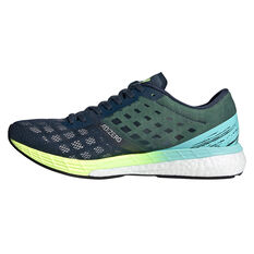 adidas Adizero Boston 9 Womens Running Shoes Navy/White US 6, Navy/White, rebel_hi-res