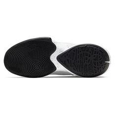 Nike Zoom Freak 2 Basketball Shoes, White, rebel_hi-res