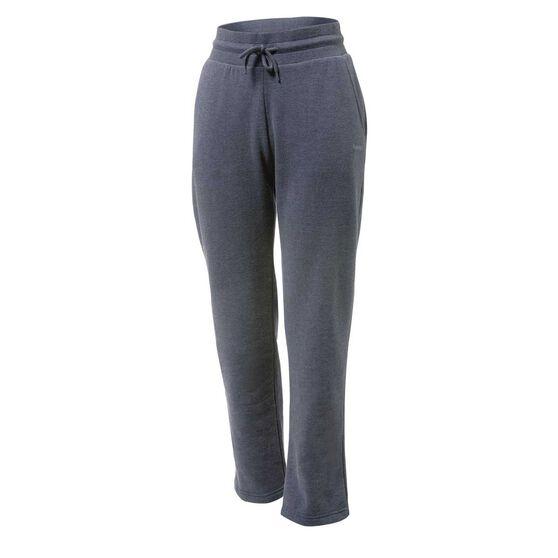 Ell & Voo Womens Lucy Fleece Track Pants, Grey, rebel_hi-res