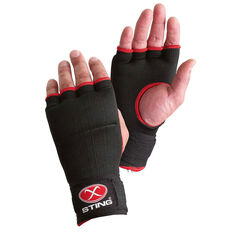 Sting Elastic Quick Wraps Black S, Black, rebel_hi-res