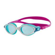 Speedo Futura Biofuse Flexiseal Womens Swim Goggles, , rebel_hi-res