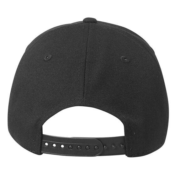 Carlton Blues New Era Black on Black 9FORTY Cap, , rebel_hi-res