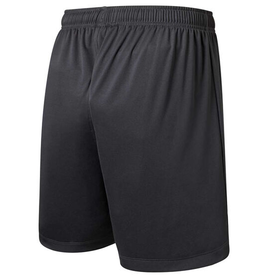 Liverpool FC 2019/20 Mens On Pitch Knit Shorts Black S, Black, rebel_hi-res