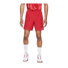 Nike Mens Dri-FIT Flex Stride Wild Run Shorts Red S, Red, rebel_hi-res