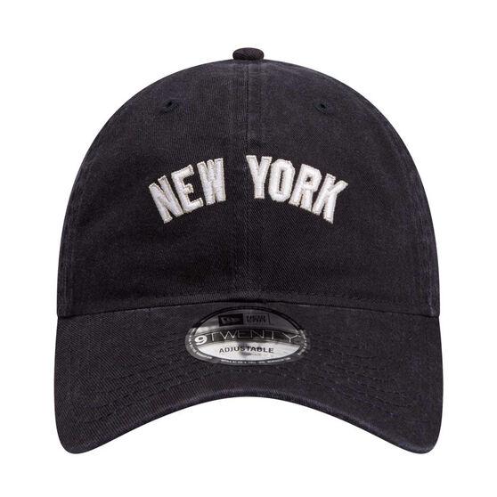 New York Yankees 2019 New Era 9TWENTY Wash Script Cap, , rebel_hi-res