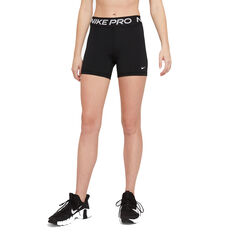 Nike Pro Womens 365 5in Shorts, Black, rebel_hi-res