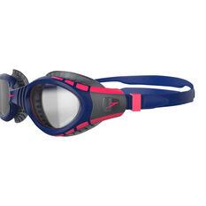 Speedo Futura Biofuse Flexiseal Triathlon Goggles, , rebel_hi-res