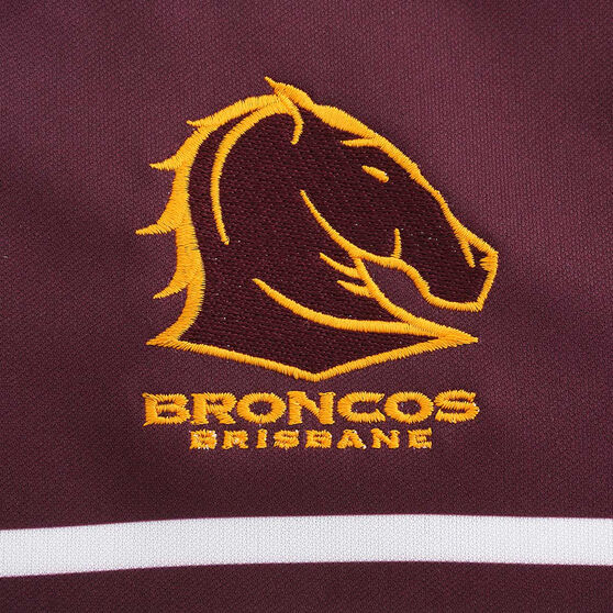 Brisbane Broncos 2020 Womens Home Jersey, Maroon, rebel_hi-res