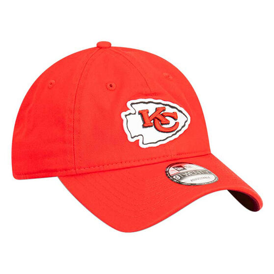 Kansas City Chiefs New Era 9TWENTY Washed Cap, , rebel_hi-res