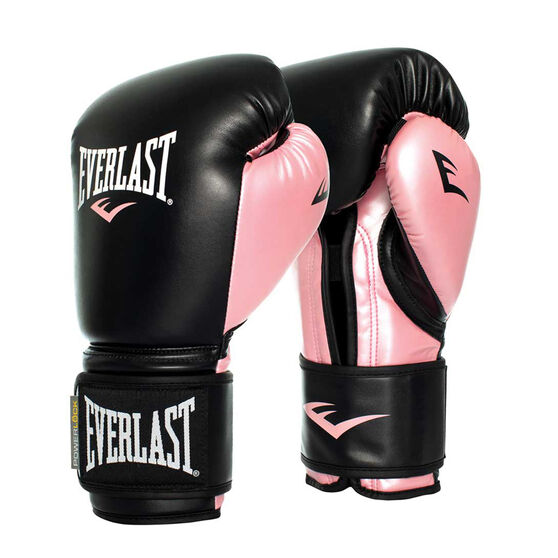 Everlast Womens Powerlock 12oz Training Gloves, , rebel_hi-res